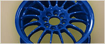 powder coating rims color visualizer